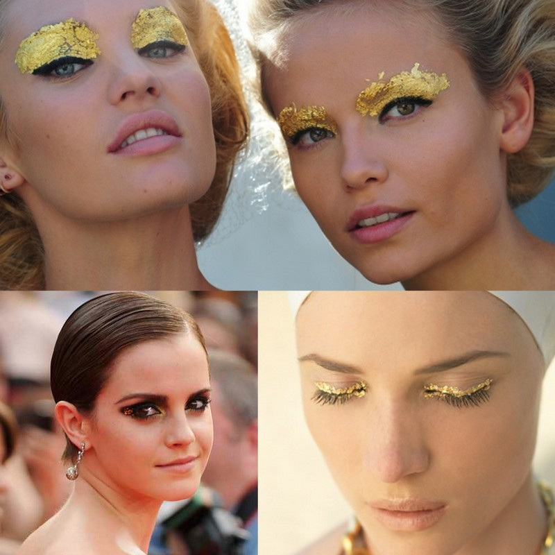 Diwali Inspiration The Best Looks For Golden Lids Makeup For Your