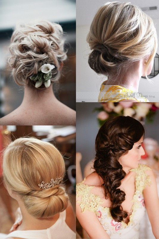 Changing Your Wedding Hairstyle Between The Ceremony And Reception