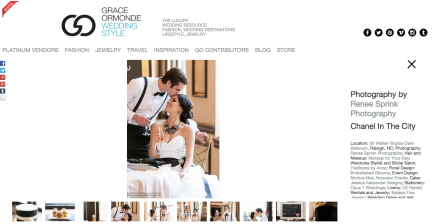 GRACE ORMONDE | CHANEL IN THE CITY STYLIZED SHOOT