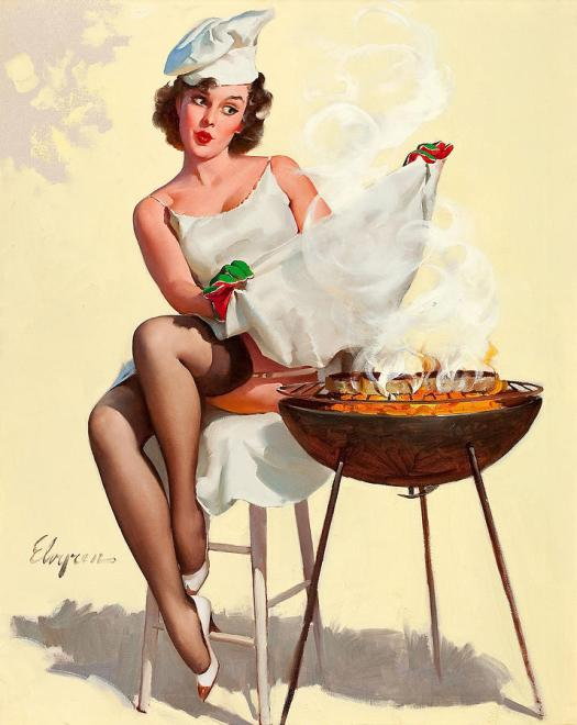 barbecue-pin-up-girl-gil-elvgren